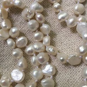 Vintage Freshwater Pearl Necklace